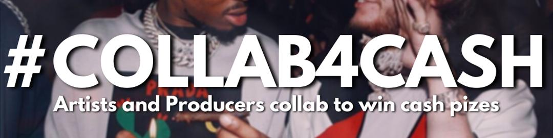 #collab4cash Graphic