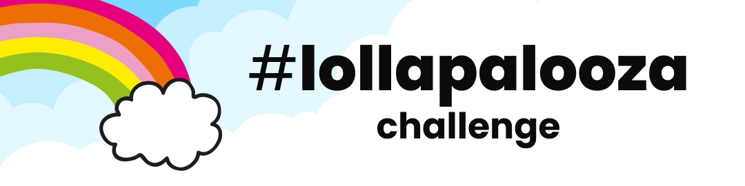 #lollapalooza Graphic
