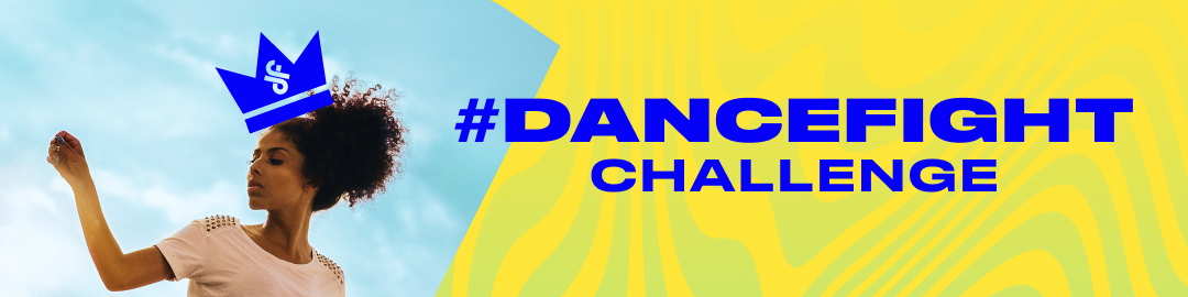 #dancefight Graphic
